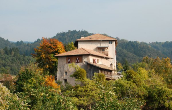 Schloss mit Urlaub auf dem Bauernhof Haus Nonsberg