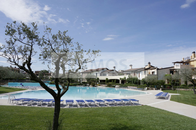 Villa in Ferienanlage am Gardasee zu verkaufen Haus