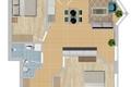 Vorschlag 2. Schlafzimmer - proposta realizzazione 2a camera da letto (nicht im