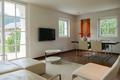 Wohnzimmer Apartment Erdgeschoss - soggiorno app. piano terra