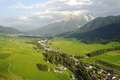 Umliegende Naturlandschaft und Berge - natura e montagne circostanti