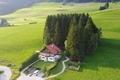 Luftbild Anwesen - vista villetta con terreno