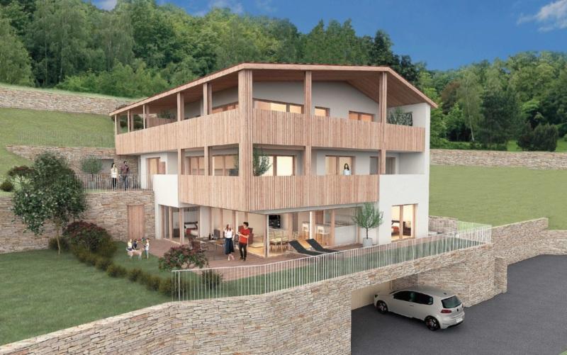 Mals - Neue 4-Zimmer Wohnung mit Garten in sonniger Lage ...