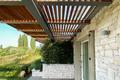 Terrasse Erdgeschoss - terrazza piano terra