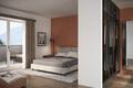 Rendering Schlafzimmer - camera da letto