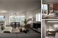 Rendering Terrassenwohnung - appartamento con terrazze