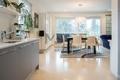 Küche und Essbereich - cucina e zona pranzo
