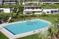 Ansicht Villa und Poolanlage - vista villetta e piscina condominiale