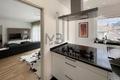 Küche und Wohnzimmer - cucina e soggiorno