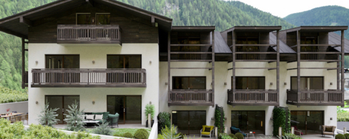 ANTERSELVA: Chalet Christian